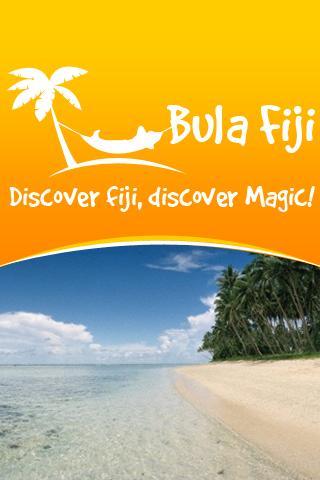 Bula Fiji - screenshot
