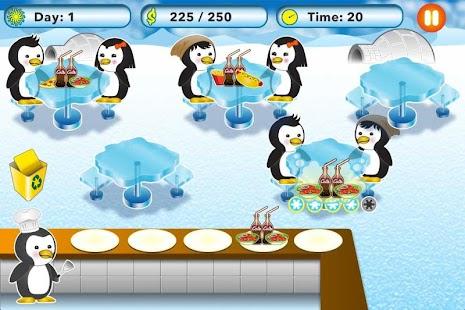 Penguin-Restaurant-Waitress 2