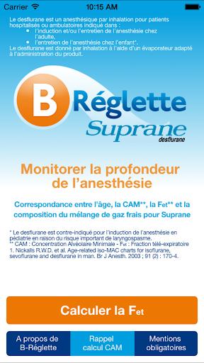 B-Réglette Suprane®