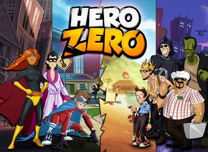 Hero Zero- screenshot thumbnail