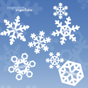 Inspiration Snowflakes icon