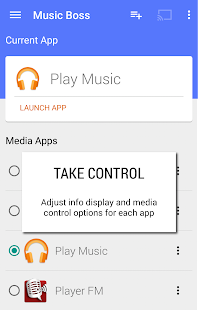 Music Boss for Android Wear Screenshot 4