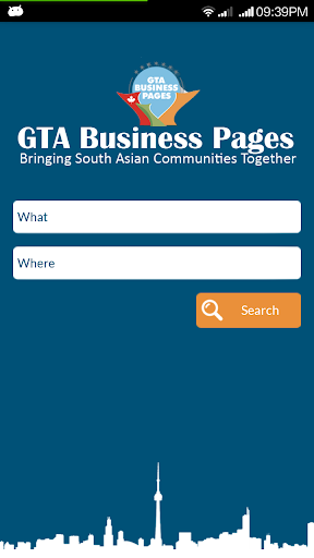 GTA Business Pages