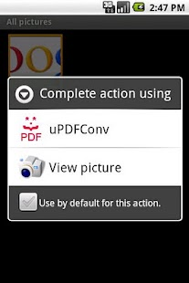 Ultimate PDF Converter (cloud)- screenshot thumbnail