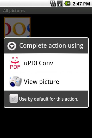 Ultimate PDF Converter (cloud)- screenshot