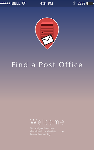 Find A Post Office