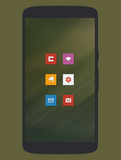Naxos Flat Icon Pack