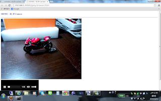 Screenshot of BL IP-Camera - Free