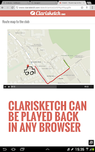 Clarisketch- screenshot thumbnail