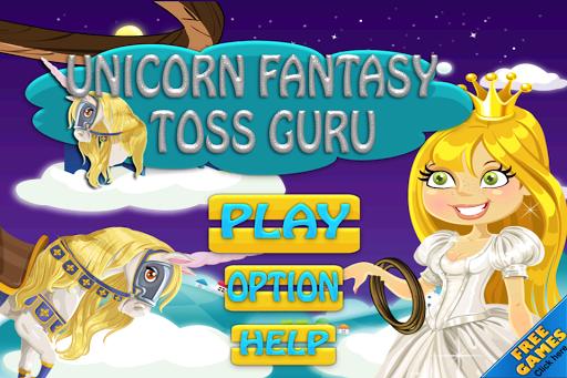 Unicorn Fantasy Toss Guru Free