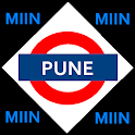 Pune Local Train Timetable logo