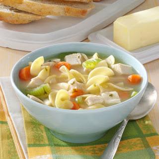 30-Minute Chicken Noodle Soup