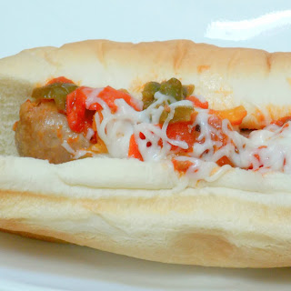 Easy Crockpot Sausage Sandwiches Recipe