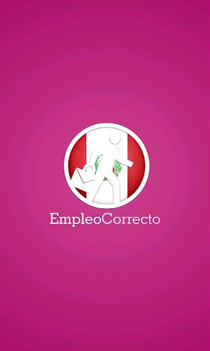 Empleo Correcto Perú