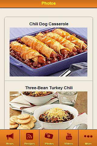 Chili Recipes FREE - screenshot