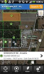 EarthPlat Florida Screenshot 4