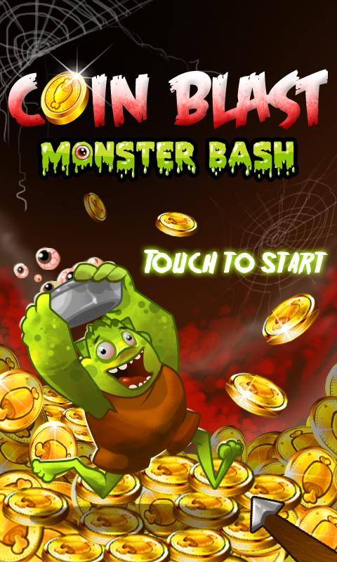 Coin Blast: Monster Bash - screenshot
