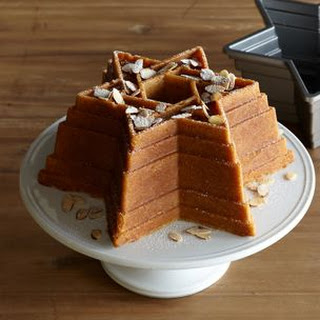 Honey-Almond Bundt Cake