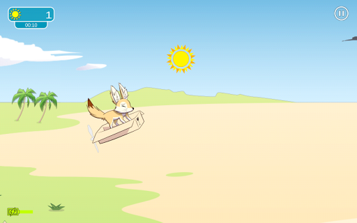 Saving Foxy