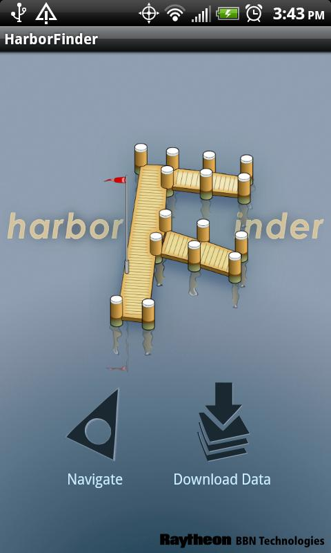 HarborFinder - screenshot