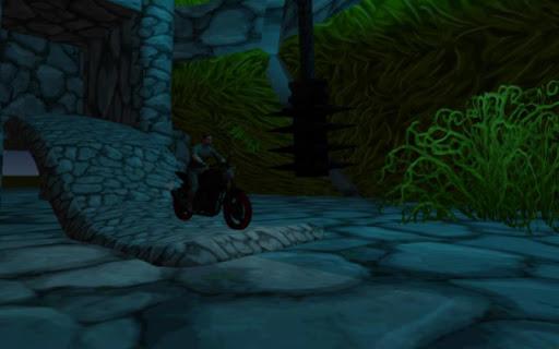 ハイパーバイク極端な証跡ゲーム