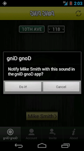 gniD gnoD - screenshot thumbnail