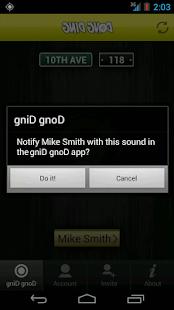 gniD gnoD- screenshot thumbnail