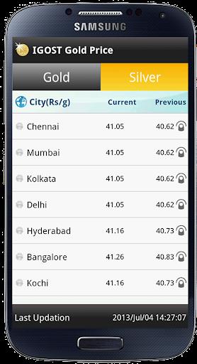 玩免費財經APP|下載ゴールドライブ価格インド app不用錢|硬是要APP