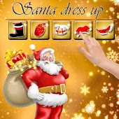 Dress Up Santa Game and Cards