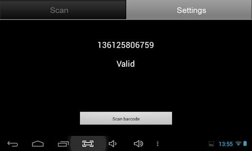 Barcode Scanner Terminal - screenshot thumbnail