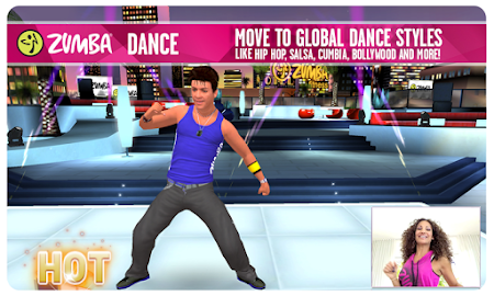 Zumba Dance Screenshot 8