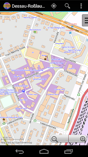 Dessau Offline City Map- screenshot thumbnail