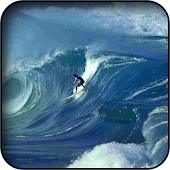 Surfing Waves Wallpapers