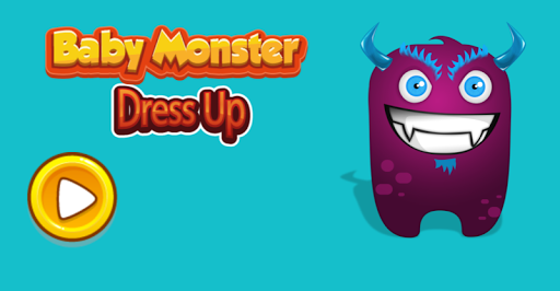 Baby Monster Dress Up