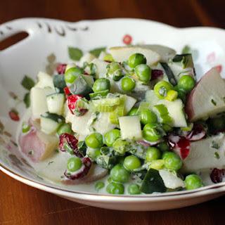 Spring Fling Potato Salad