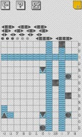Screenshot of Battleship Solitaire Puzzles
