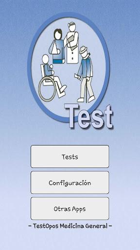 TestOpos Medicina General