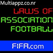 FIFA laws of Football 2013
