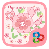 Love Petal Dynamic Theme