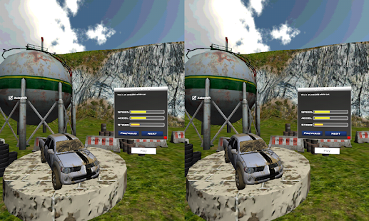 Brasil 4x4 Stereoscopic Demo- screenshot thumbnail
