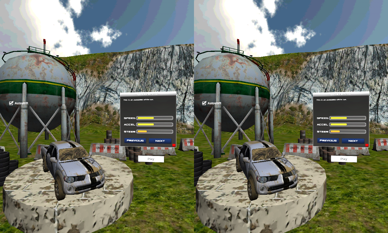Brasil 4x4 Stereoscopic Demo- screenshot