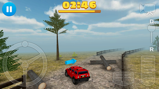 4x4 Off-Road Mountain Racer