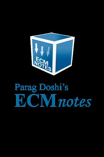 ECMNotes Pro