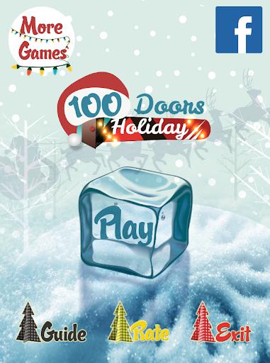 100 Doors Holiday HD
