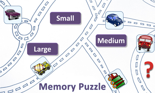 Memory Puzzle Two Player Game