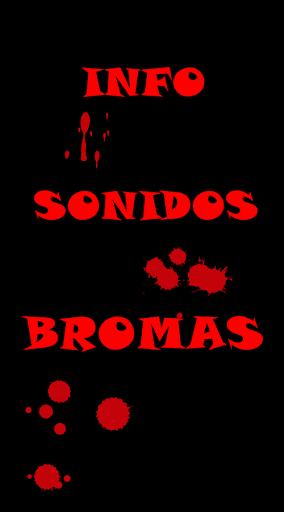 玩娛樂App|Bromas de Miedo y Terror免費|APP試玩
