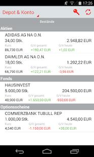S Broker Mobile App - náhled
