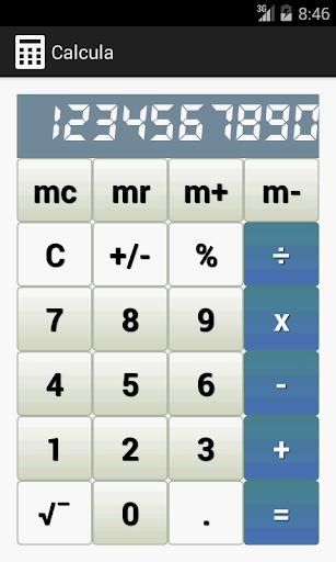 Calculadora básica grátis