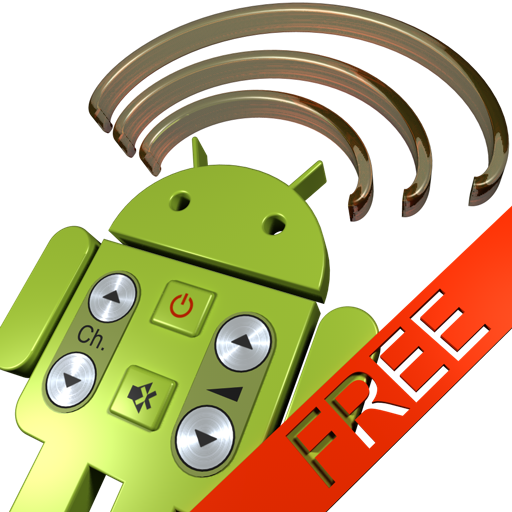 RCoid free - IR Remote Control file APK for Gaming PC/PS3/PS4 Smart TV