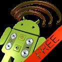 RCoid free - IR Remote Control icon